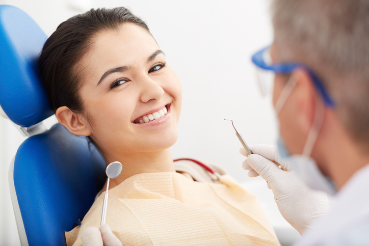 Your preventive dentist in Midwest City provides oral cancer screenings.