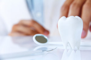 Your restorative dentist in Midwest City provides simple and surgical tooth extractions.