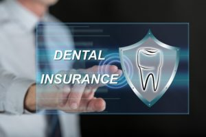 Touch screen dental insurance